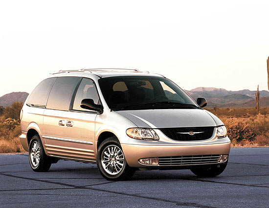 2001 chrysler town and country. Cars Review. Best American Auto & Cars Review