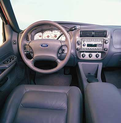 Sports  Photo Gallery on 2001 Ford Explorer Sport Trac Pictures Photos Gallery   Motorauthority