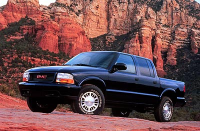 2001 gmc sonoma pictures photos gallery the car connection. Black Bedroom Furniture Sets. Home Design Ideas