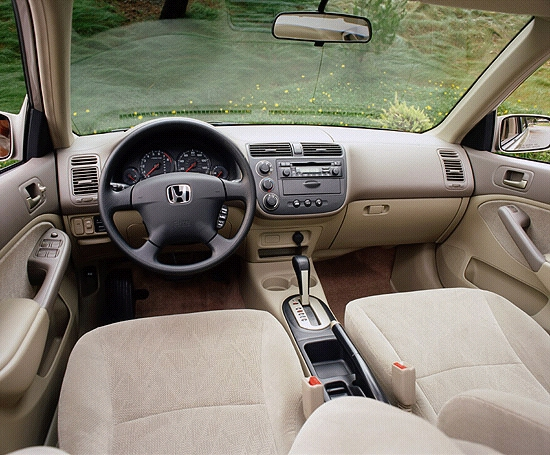 2001 Honda Civic Classic Pictures Photos Gallery Green Car Reports