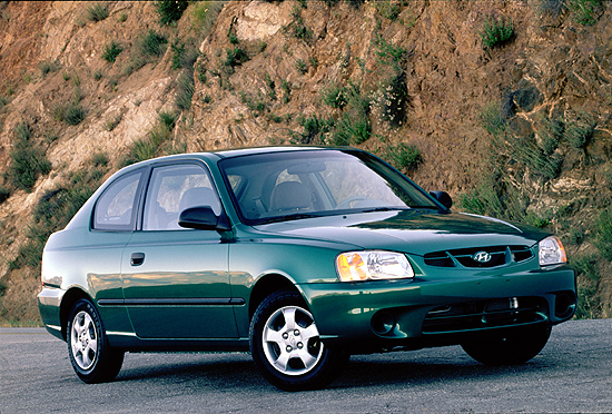 2001 Hyundai Accent Pictures Photos Gallery Motorauthority