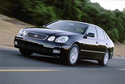 2002 lexus gs 430 pictures photos gallery the car connection. Black Bedroom Furniture Sets. Home Design Ideas