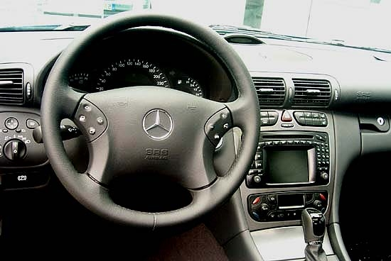 2001 Mercedes Benz C Class Pictures Photos Gallery The