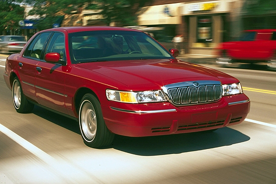 2001 mercury grand marquis pictures photos gallery motorauthority. Black Bedroom Furniture Sets. Home Design Ideas
