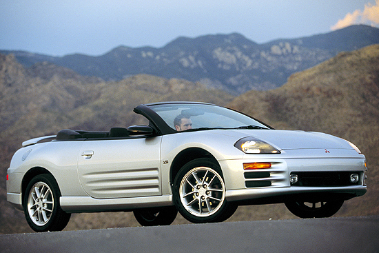 2001 mitsubishi eclipse pictures photos gallery motorauthority. Black Bedroom Furniture Sets. Home Design Ideas