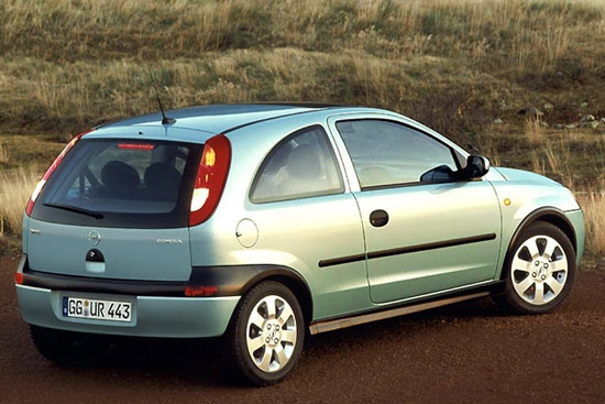 Image 2001 Opel Corsa Size 550 X 367 Type Gif Posted