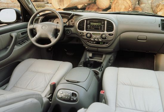 2001 Toyota Sequoia Pictures/Photos Gallery