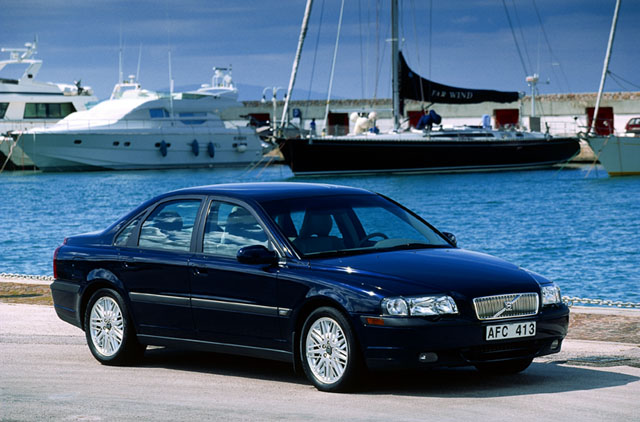 2001 volvo s80 pictures photos gallery motorauthority. Black Bedroom Furniture Sets. Home Design Ideas