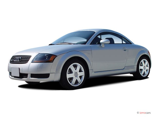Audi Tt White. 2003 Audi TT - Photo Gallery