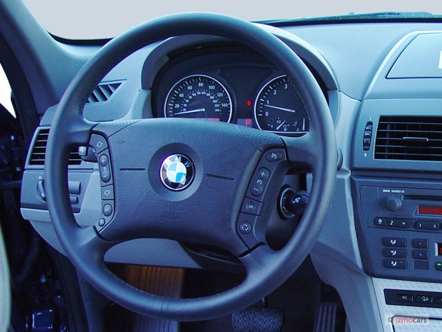 Image 2006 Bmw X3 Series X3 4 Door Awd 3 0i Steering Wheel Size 640 X 480 Type Gif Posted