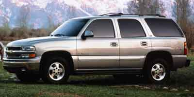 2002 Chevrolet Tahoe Chevy Pictures Photos Gallery