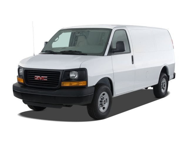 2008 GMC Savana Cargo Van - Photo Gallery