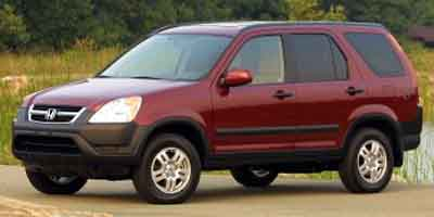 2002 Honda Cr V Page 1 Review The Car Connection