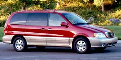 2002 Kia Sedona Page 1 Review The Car Connection