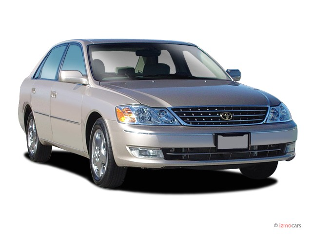 2003 Toyota Avalon Pictures Photos Gallery Motorauthority