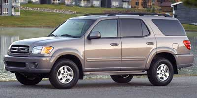2002 toyota sequoia pictures photos gallery the car. Black Bedroom Furniture Sets. Home Design Ideas