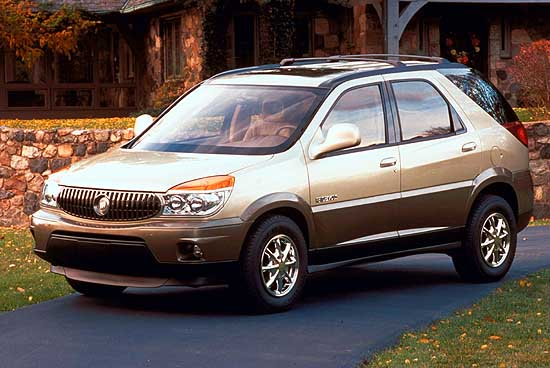 New And Used Buick Rendezvous Prices Photos Reviews