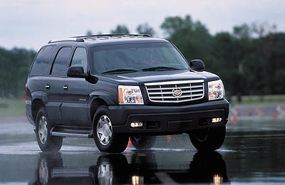 2002 cadillac escalade 9540368. Black Bedroom Furniture Sets. Home Design Ideas
