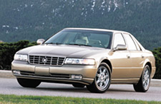 2002 cadillac seville pictures photos gallery green car reports. Cars Review. Best American Auto & Cars Review