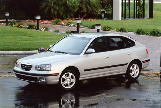 2002 Hyundai Elantra PicturesPhotos Gallery The Car