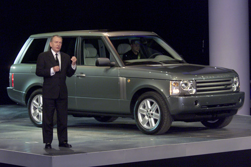 2002 Land Rover Range Rover - Photo Gallery