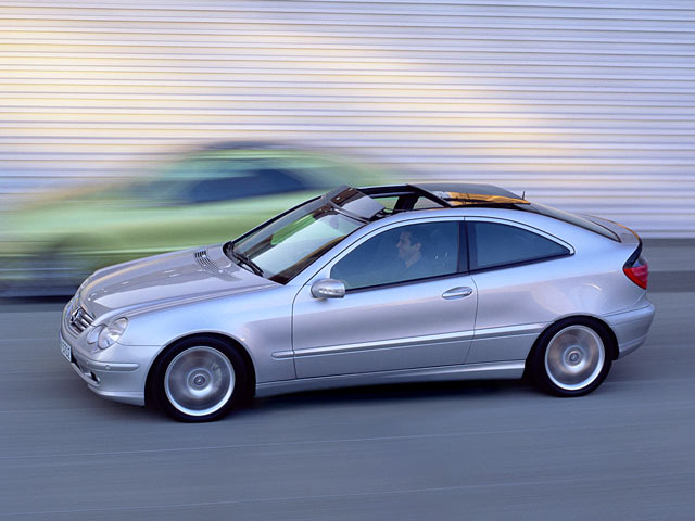 2002 mercedes benz c class pictures photos gallery