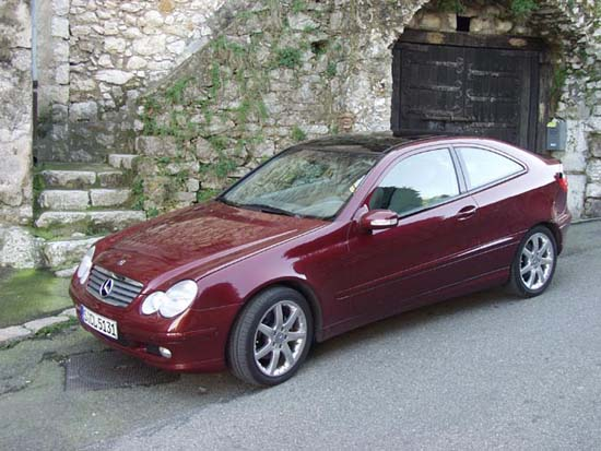 Entry level mercedes c class coupe hybrid a possibility for 2002 mercedes benz c class sedan