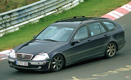 2002 mercedes benz c class pictures photos gallery green for 2002 mercedes benz c class wagon