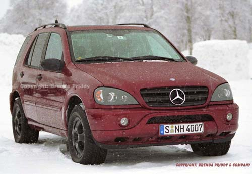 2002 mercedes benz m class pictures photos gallery. Black Bedroom Furniture Sets. Home Design Ideas