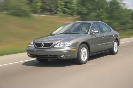 2002 mercury sable pictures photos gallery green car reports. Black Bedroom Furniture Sets. Home Design Ideas