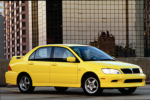 2003 mitsubishi lancer pictures photos gallery motorauthority. Black Bedroom Furniture Sets. Home Design Ideas