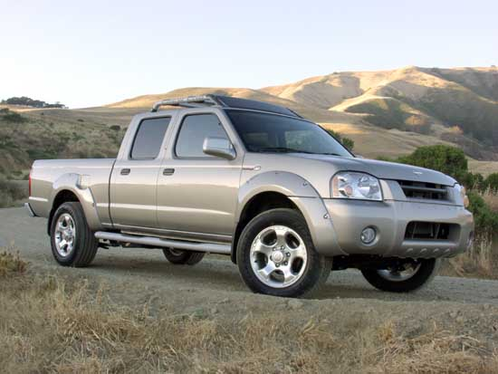 2002 nissan frontier page 1 review the car connection. Black Bedroom Furniture Sets. Home Design Ideas