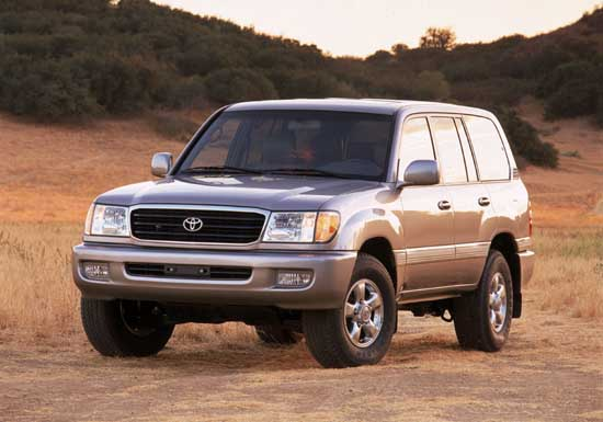 2002 toyota land cruiser pictures photos gallery motorauthority