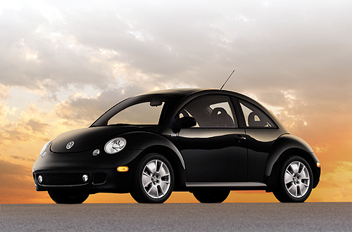 2002 Volkswagen New Beetle Turbo S #8348248