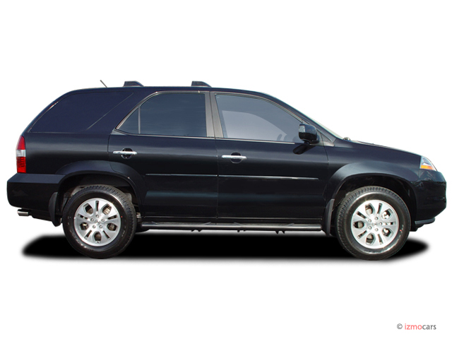 Image 2003 Acura Mdx 4 Door Suv Touring Pkg Side Exterior