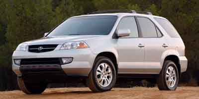 2003 Acura MDX Page 1 Review - The Car Connection