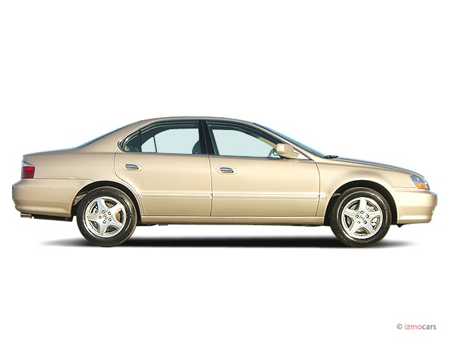 Image: 2003 Acura TL 4-door Sedan 3.2L Side Exterior View, size: 640 x 480, type: gif, posted on ...