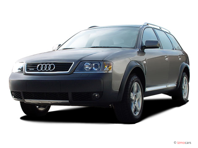 2003 audi allroad pictures photos gallery motorauthority. Black Bedroom Furniture Sets. Home Design Ideas
