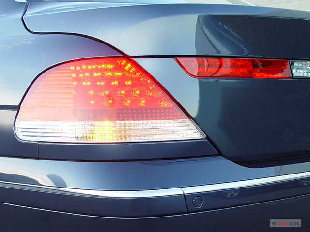 2003 Bmw 7 Series Pictures Photos Gallery Green Car Reports