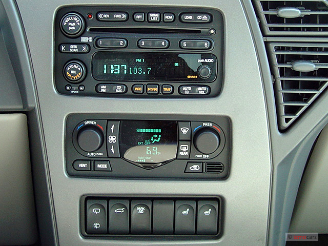 Buick Rendezvous Cxl Fwd Instrument Panel M on 2007 Buick Lacrosse Cxl For Sale