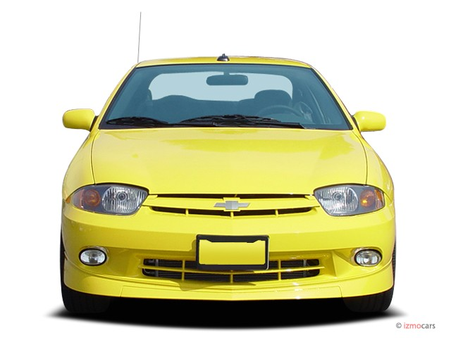 image 2005 chevrolet cavalier 2 door coupe ls sport front. Black Bedroom Furniture Sets. Home Design Ideas