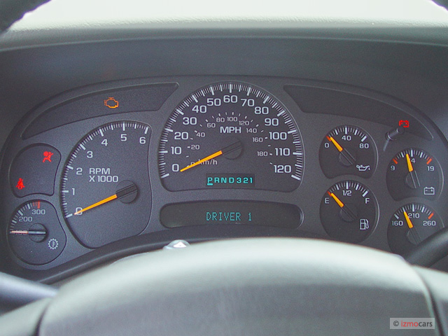 Autotrader Com Mx >> Used 2005 Chevrolet Tahoe Instrument Cluster.html | Autos Post