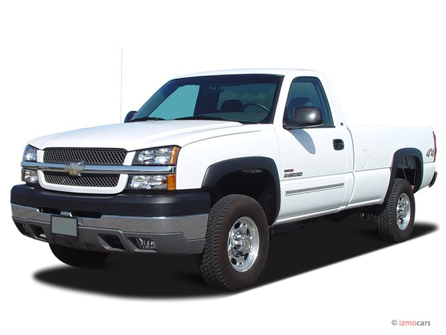 2003 chevrolet silverado 2500hd chevy pictures photos gallery the car connection. Black Bedroom Furniture Sets. Home Design Ideas