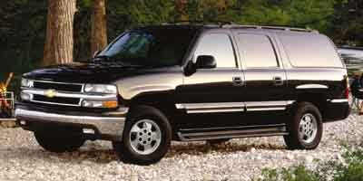 2003 Chevrolet Suburban Chevy Page 1 Review The Car