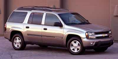 2003 chevrolet trailblazer chevy pictures photos gallery the car connection. Black Bedroom Furniture Sets. Home Design Ideas