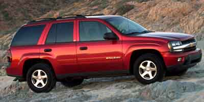 2003 chevrolet trailblazer chevy pictures photos gallery. Black Bedroom Furniture Sets. Home Design Ideas