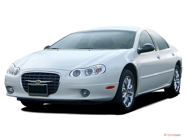 2003 Chrysler Concorde 4 Door Sedan Lx Angular Front