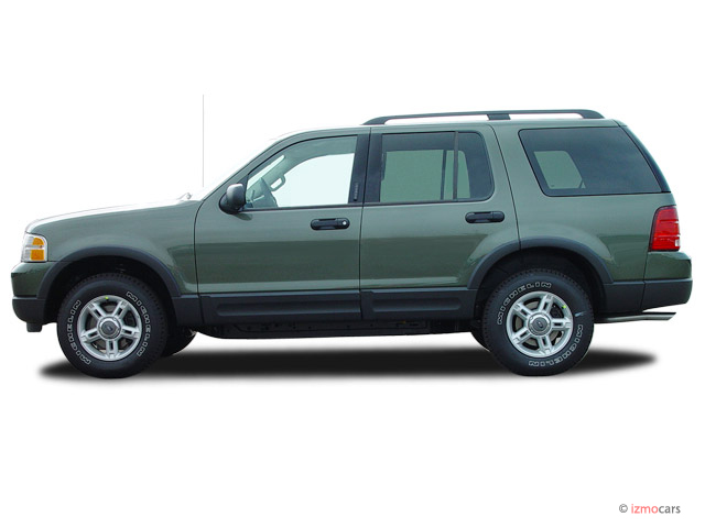 2003 Ford Explorer Pictures Photos Gallery Motorauthority