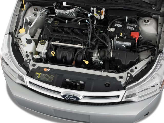 2008 Ford Focus 2-door Coupe SES Engine #9222168