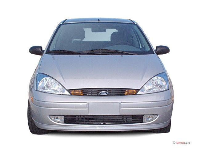Image 2003 Ford Focus 3dr Coupe Zx3 Base Front Exterior